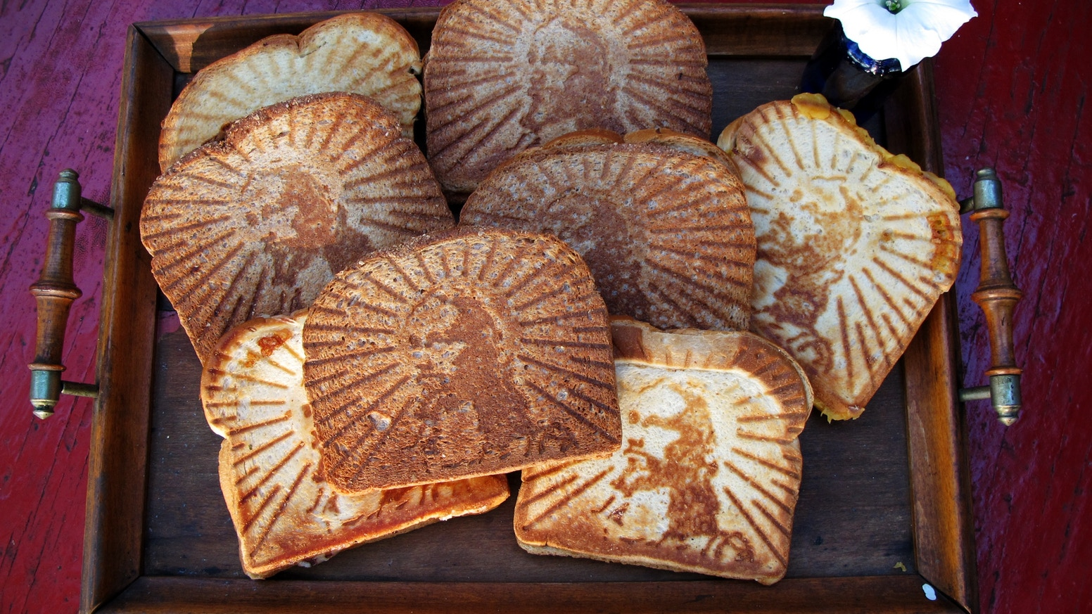 Grilled Cheesus crowdfunding