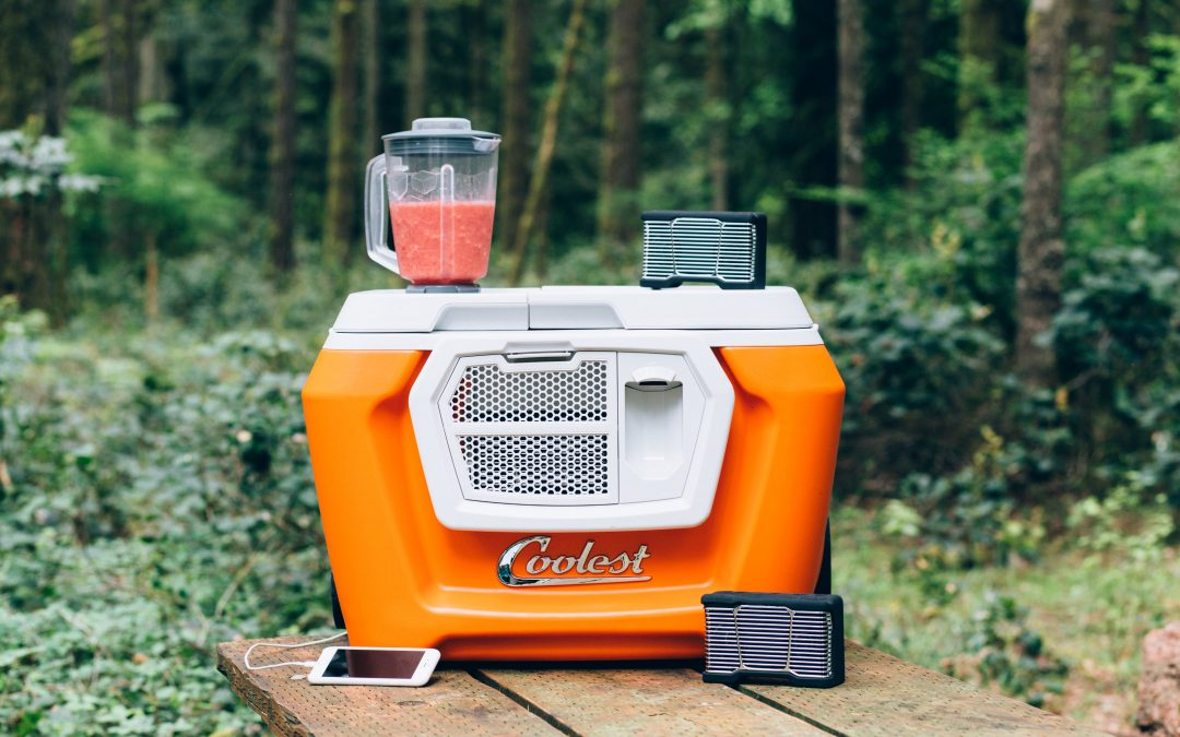 Coolest cooler - crowdfunding - top 10